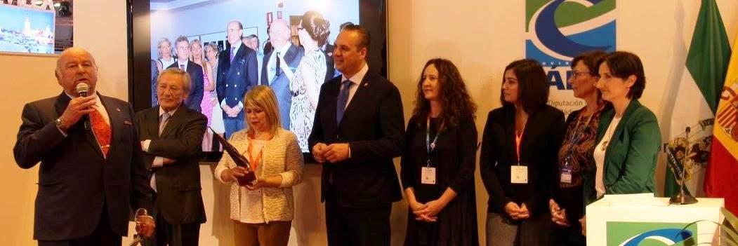 Presentación del Club de Embajadores en FITUR 2016