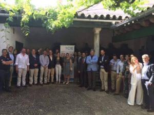 Presentación del Club de Embajadores en el Foro por Cádiz.