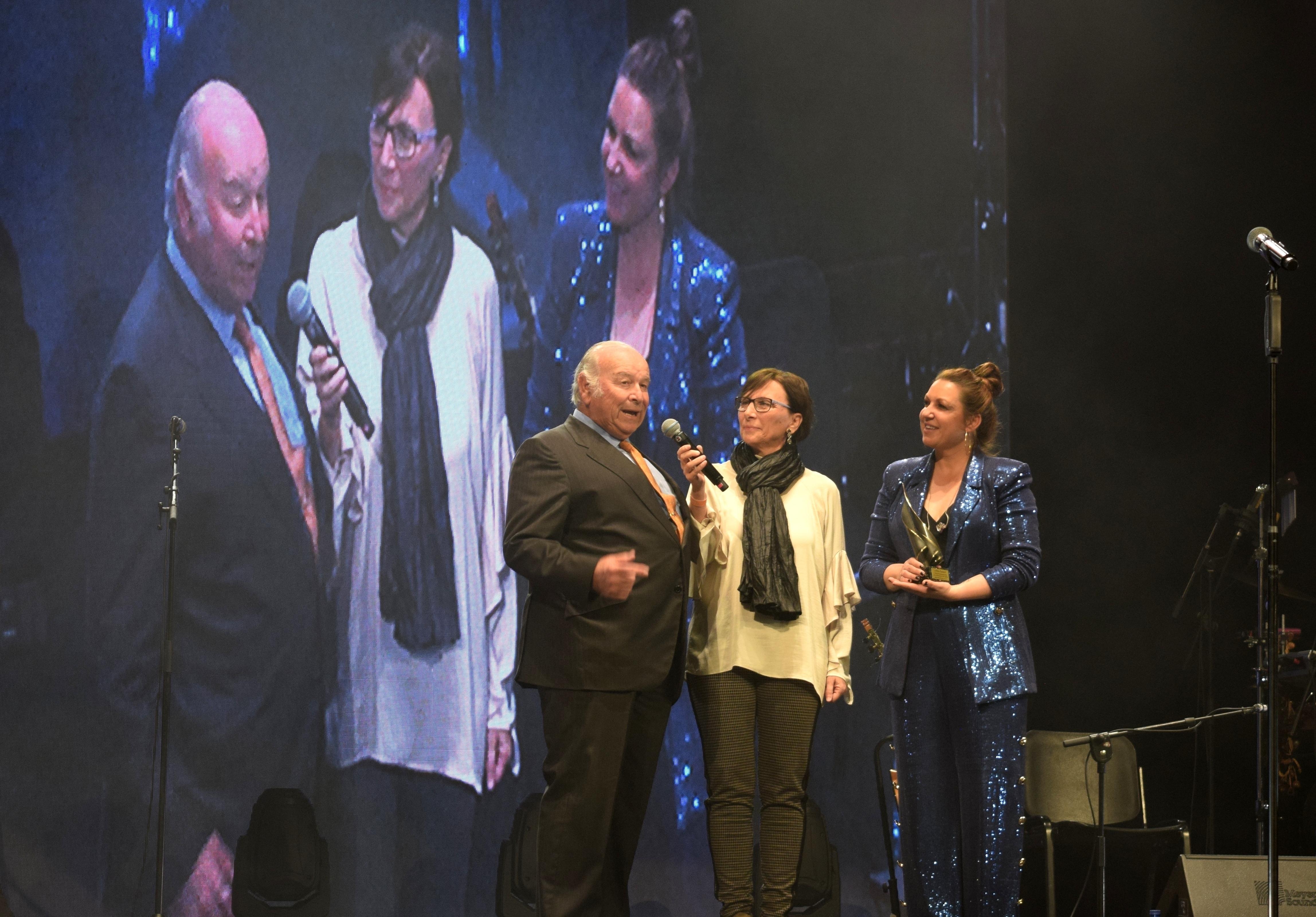 Niña Pastori, Embajadora de la Provincia de Cádiz 2019