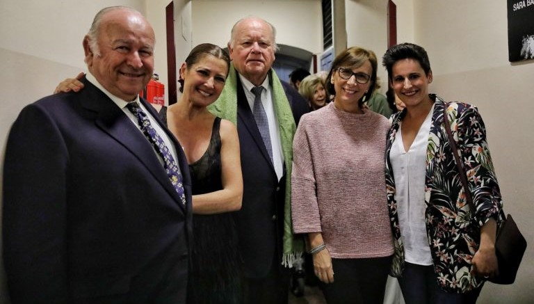 Sara Baras, Embajadora de la Provincia de Cádiz 2018